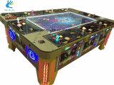 Macchina a gettoni del gioco elettronico del cacciatore di pesca del Governo della macchina del gioco