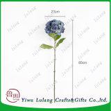 Hogar y decoración de la Mesa de Bodas Seda Hortensia Flores artificiales para la venta