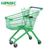중국 제품 또는 공급자. 금속 상점 슈퍼마켓 쇼핑 트롤리 손수레