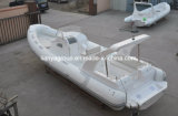 8.3M Liya grande barco inflável barco inflável rígida em fibra de vidro