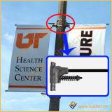 Для использования вне помещений на улице баннер освещения гибкая поддержка (BS80)