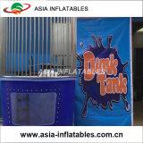 熱い遊園地装置のダンクタンク