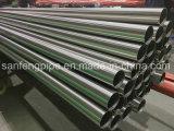 Tubo del tubo 102X1.5 dell'acciaio inossidabile dello specchio 316L della granulosità