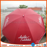 Grande guarda-chuva ao ar livre Windproof do parasol