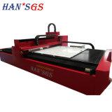 Refrigeração a água de Alta Potência 3015 máquina de corte de fibra a laser