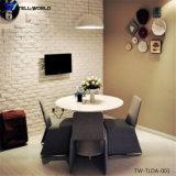Tabella pranzante acrilica della mobilia domestica della cucina per mobilia domestica