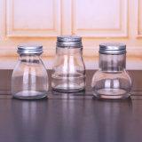 Spice стеклянные баночки прозрачный с металлической крышки