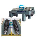 Centrifugador horizontal do filtro da separação industrial da mistura líquida