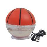 Basketball-Form USB-Minitischplattenwasser-Luft-Erfrischungsmittel