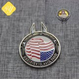 заводская цена Custom сувенирный кубических монеты