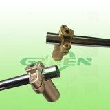 금관 악기 고압 주물 CNC 기계로 가공 안개는 이음쇠를 Nozzles
