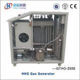 첨단 기술 에너지 절약 기계 또는 Hho 난방 Gtzr-2.0t 가스 발전기
