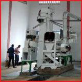 18t/Dayによって結合される小型米製造所のプロジェクト