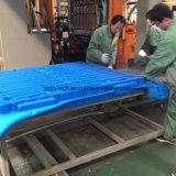 Palette plastique automatique d'extrusion de décisions de machines de moulage par soufflage