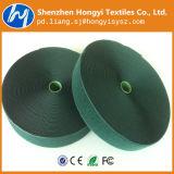 Bande en nylon Environnement-Protectrice de dispositif de fixation de Hook&Loop de Velcro