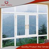 Thermisches Bruch-/Wärmeisolierung-Aluminiumprofil-Flügelfenster-Fenster