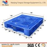 Pálete plástica personalizada resistente com capacidade de cargas pesadas