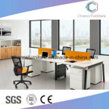 Moderne 4 Sitzgerade Büro-Partition