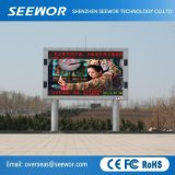 Excel Quality P6.66mm High Brightness Outdoor LED Display for Advertizing
