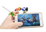 Kreativer Stretchy und haltbarer Silikon-Tabak-Rauchenfinger-Ring, Silikon-Finger-rauchender Ring-Halter für Konsole Gamers, Musicianss und Fahrer