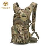 Militär tarnt taktischen Beutel-im Freiensport-Doppelt-Schulter-Rucksack