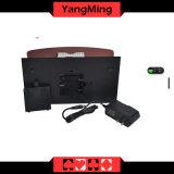 Cartão eletrônico Shuffler automática para 1 - 2 Plataformas jogando cartas Ym-CS03-1