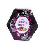 Tamaño grande de San Valentín Regalo de estaño metálico Caja de Chocolate