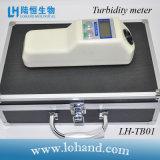 Líquido portable del sensor de la detección de la turbiedad usado en agua