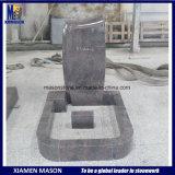 De kleine Ontwerpen van de Grafstenen van het Graniet met Rechte Grafstenen