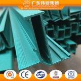 Profilo di alluminio della fabbrica cinese per il portello cerniera/della stoffa per tendine
