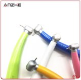 Fabricante LED colorido Handpiece dental de alta velocidad de China