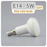 Hot Sale boîtier en plastique en aluminium 15W E27 R80 d'Ampoule de LED