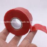Ferramentas resistentes da ferragem que envolvem a fita da selagem da borracha de silicone