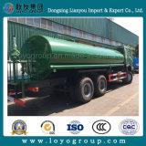 HOWO 6X4水タンク車12000L水輸送のトラック