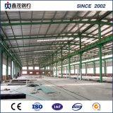 Vor-Ausgeführte Stahlkonstruktion-Werkstatt für Fabrik-Gebäude