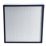 De Filter van de Lucht van de diep-Plooi HEPA van de industrie, Aluminium/de Separator van het Document voor de Turbine van het Gas