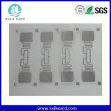 접착제를 가진 Ntag216 Ntag213 칩 RFID 스티커