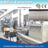 Máquina espiral resistente a la corrosión de la producción del manguito del PVC para transportar agua/aceite/el polvo/el gas
