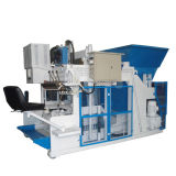 Automatischer hydraulischer Ei-LegenBetonstein, der Maschine herstellt