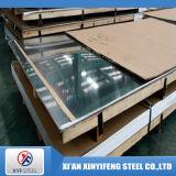 Alliage 304/304h plaque en acier inoxydable austénitique
