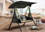 /Rattan esterno/presidenza HS 1009sc dell'oscillazione del rattan mobilia patio/del giardino