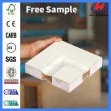 Portello bianco di carta di legno scorrevole composito dell'iniettore di Honeycom (JHK-SK09)