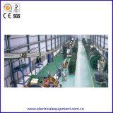 Funda de plástico máquina extrusora de alambre y cable
