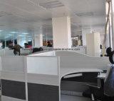区分のオフィス用家具のスタッフワークステーションが付いているワークステーション