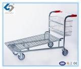 Caminhão chapeado zinco da plataforma da boa qualidade 2017 para o supermercado