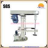 Máquina de dissolução de alta velocidade para a mistura da pasta da cor