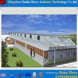 Châssis en aluminium en polycarbonate Garden Green House