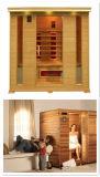 1 Personen-Sauna-Raum-beste Sauna-Ofen-Preise