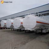 Tanque de armazenagem de óleo 3 Eixos Venda de reboque de tanque de combustível