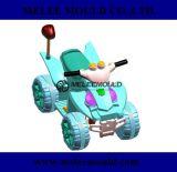 混戦のプラスチック子供車の鋳造物